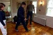 How to Fill Gaps In a Wide-Plank Wood Floor | Video | Wood Floors | Flooring | This Old House