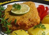 Rybí filé v těstíčku Meatloaf, French Toast, Treats, Chicken, Breakfast, Diet, Sweet Like Candy, Morning Coffee, Goodies