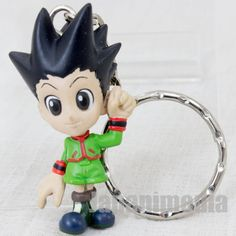 Hunter x Hunter Curarpikt Mini Figure Key Holder Chain Banpresto JAPAN ANIME