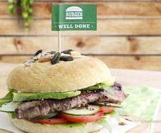 Rezept: Beef-Avocado-Burger | Vital