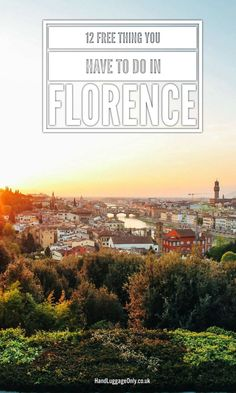 12 Free Things To See and Do In Florence - Hand Luggage Only - Travel, Food & Photography Blog