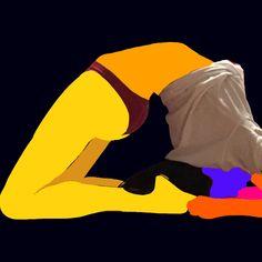#yoga #bikram #design #art #artework