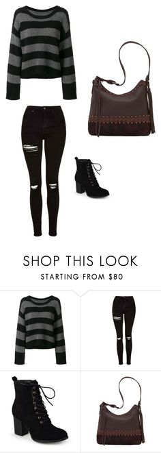"""""""To my book on wattpad"""" by marialk-1 on Polyvore featuring RtA, Topshop and Journee Collection"""