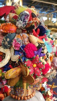 joannkessler 4th Of July Wreath, Wreaths, Halloween, Home Decor, Goblin, Textile Design, Recyle, Dekoration, Room Decor