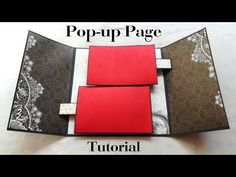 Welcome to my channel where I share my few craft works with you. Today sharing a tutorial video of two pop-up photo mats.Pop-up Album - How to create pop-up page Ideas Scrapbook, Mini Scrapbook Albums, Scrapbook Designs, Scrapbook Pages, Scrapbooking Layouts, Friend Scrapbook, Scrapbook Stickers, Tarjetas Diy, Tarjetas Pop Up