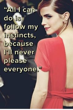 7 Quotes from Emma Watson That Will Inspire You to Love Yourself