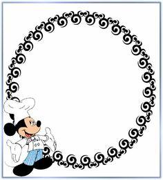 Imprimibles de Mickey y sus amigos 2.