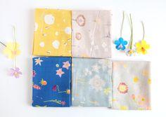 Coupons de tissus Nani Iro - Boutique Adeline Klam