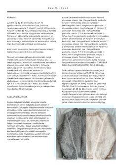 NEULEOHJE YKSINKERTAISEEN JA HELPPOON PAKSUUN VILLAPAITAAN | RKNITS ANNA | Reetta Pelli Anna, Knit Crochet, Crochet Things, Diy Clothes, Weaving, Diy Crafts, Knitting, Handmade, Knits