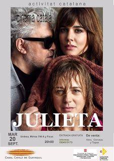 Cine en el Casal Catalá este martes y miercoles