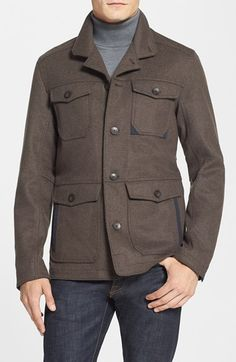 Nau 'Transporter' Wool Jacket available at #Nordstrom