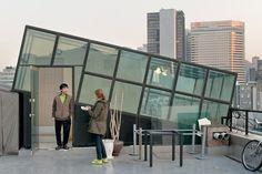German documentarist Dieter Leistner captures a rare glimpse of a divided Korea Facade Architecture, Glass House, Korea, Facades, Extensions, Gardens, Tech, Interiors, Decoration