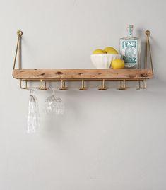 Bar Shelves, Wood Shelves, Floating Shelves, Shelf, Live Edge Bar, Custom Furniture, Furniture Ideas, Beverage Center, Bar Cart Decor