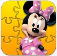 Disney Minnie Mouse Puzzle Game App For Kids