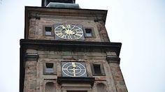 Věž sýpky kláštera v Plasích na Plzeňsku