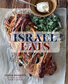 Israel-Eats designed by Sowins Design for Gibbs-Smith. A beautifully photographed cookbook representing all the regions of Israel cooking.