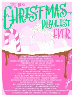 The Best Christmas Playlist Ever! (+ What's Your Fave Christmas Song?) | studiodiy.com
