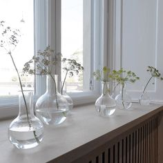 Loved these bottles in the windowsill of the #dinesen showroom #latergram