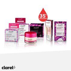 Uma pele nutrida é uma pele mais bonita. A linha Bonté Toujours Belle tem todos os produtos essenciais para o cuidado da pele e está com 35% de desconto até dia 20 de abril . Aproveite!