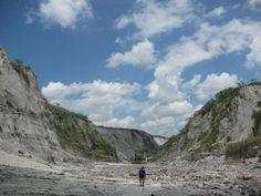 Mt. Pinatubo, Capas Trail, Tarlac | Photo Credit: JunVillegas #itsmorefuninthephilippines #travelphilippines #philippines