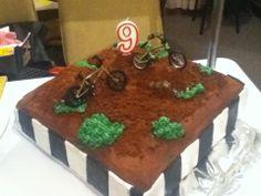 Bike cake :)