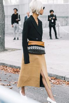 Heels don't need to be reserved for dressy occasions. Here are the casual outfits with heels we're seeing on the street style scene.