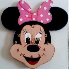 Reloj Minnie Mouse