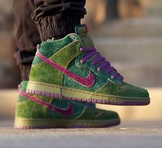 "Nike Dunk High Premium SB ""Skunk"""