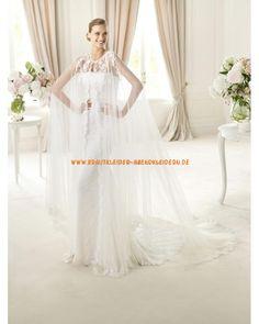 2013 Extravagante sexy Brautkleider im Meerjungfrauenstil mit Bolero online