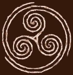 Wire Design Inspiration: triskellion circle