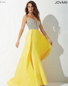 Vestidos para graduacion de primaria color amarillo