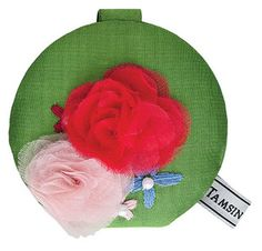 Indulge in a little 'olde worlde charm', with the charming new Rose Forget-me-not compact mirror. Forget Me Not, Compact Mirror, Mirrors, Rose, Pink, Roses, Mirror