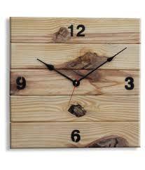 Resultado de imagem para wooden wall clock