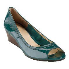 Air Tali Open Toe Wedge 40 - Women's Shoes: Colehaan.com