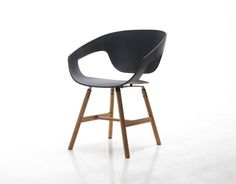 Vad Wood chair Cafe Culture Insitu