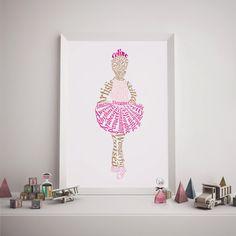 42 best girl s room decor ballerina theme images girl nursery rh pinterest com
