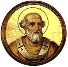 San Juan I, Papa