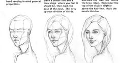 For the step by step head drawing, you may want to review the head construction and proportion pages that have been previously posted.  I di...