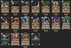 [Deck] Voleur légendaire Hearthstone - Hearthstone : Heroes of Warcraft