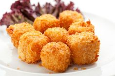 Duck Dynasty's Fried Alligator Balls- are they balls (shape) or are they balls?!?! I'm just sayin!