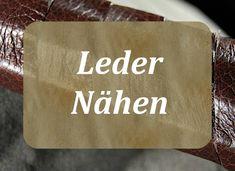 Leder nähen: 36 Anleitungen und Tutorials - DrachenBote Larp, Do It Yourself Projects, Pretty Good, Fun Projects, Softshell, Leather, Diy, Crafts, Oilcloth