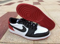 timeless design fe5f4 c0f70 Air Jordan 1 Low Black Toe For Sale, Air Jordan 1 For Sale, Cheap Air  Jordan Jordans Release Date