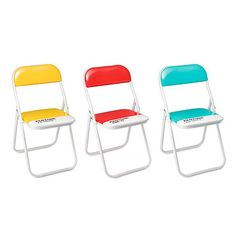Look what I found at UncommonGoods: PANTONE Folding Chairs for $75.00