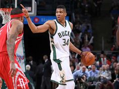 Giannis Antetokounmpo, the 6-foot-11 Greek Freak, will be the Bucks point guard next year. Given what weve seen so far, that seems like a great idea. But, as with any major decision, important questions need to be asked.
