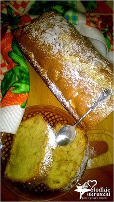 Cynamonowy jabłecznik. Pyszne i puszyste ciasto z jabłkami i cynamonem. Food Gallery, Love Cake, French Toast, Cooking Recipes, Sweets, Bread, Baking, Breakfast, Ethnic Recipes