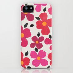 Dogwood-Berry iPhone & iPod Case by Garima Dhawan - $35.00