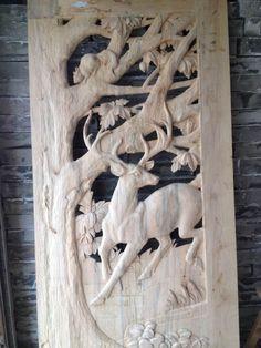 Wood Carving Designs, Wood Carving Art, Wood Art, Wood Sculpture, Sculptures, Wooden Main Door Design, Custom Wood Doors, Whittling Wood, Wood Entry Doors