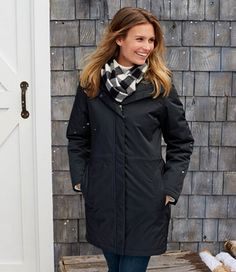 Winter Warmer Coat