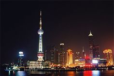 Shangai...a good reason to go is that my brother is there...