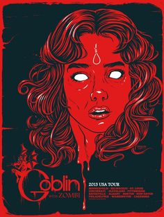 Goblin US Tour - Ghoulish Gary Pullin